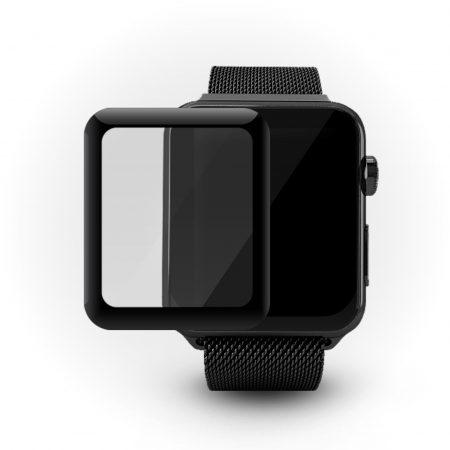 iGlass 3D Round kijelzővédő üvegfólia - Apple Watch Series 3