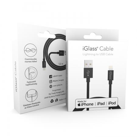 iPhone töltő kábel
