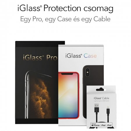 iGlass Protection Csomag