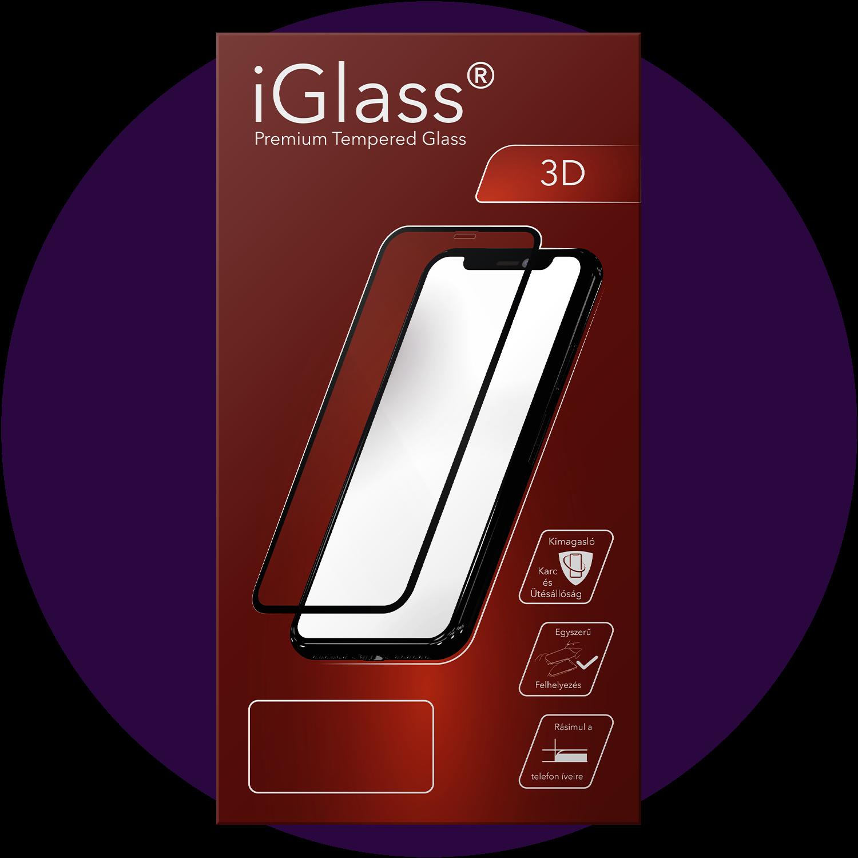 iGlass 3D Round
